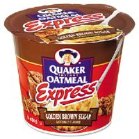 Oatmeal Express, Brown Sugar, 24/Carton