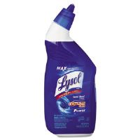 Power Toilet Bowl Cleaner, Liquid, 16oz Bottle