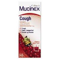 Children's Expectorant Cough Suppressant, Cherry, 4 oz Bottle
