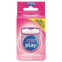 Play Vibrations Ring, Assorted