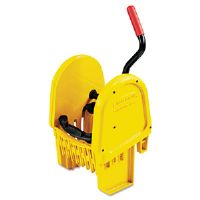 WaveBrake Down-Press Wringer, Yellow