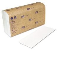 Multi-Fold Towel, White, 9-1/2 x 9-1/8, 1-Ply, 250/Pack, 16 Packs/Carton