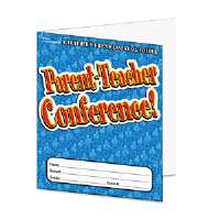 Parent-Teacher Conference Essential Folder, PreK-5, 16 Pages, Laminated