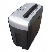 38082 Medium-Duty Cross-Cut Shredder, 8 Sheet Capacity
