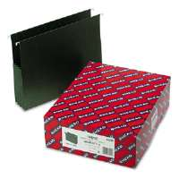 Smead� Hanging Pocket File Folders with