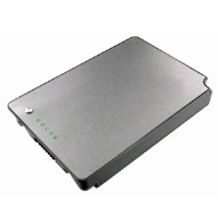 Laptop Battery  for Apple Powerbook G4 15   Aluminum A