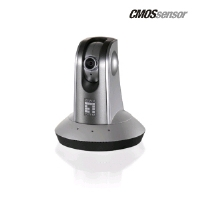 CPTech LevelOne FCS-1060 10/100Mbps P/T IP Network Camera - 1/4 CMOS, 640 x 480 pixels, 4x Digital Zoom
