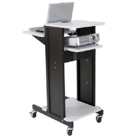 Balt Presentation Cart for Laptop, LCD, or Projectors