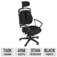 The Balt 34556 Spine Align Ergonomic Chair provides ergonomic back comfort not available in any other chair. 
