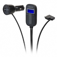 Belkin iPOD Mobile PowerCord w/ FM Transmitter - (Black) (F8V7101-BLK)