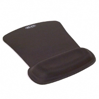 Belkin WaveRest� Gel Mouse Pad - Black