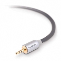 Belkin 6-Foot PureAV Mini-Stereo Audio Cable