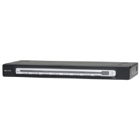 The OmniView PRO3 USB & PS/2 KVM Switch provides easy and dependable server control with extraordinary performance.