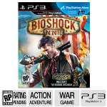 Bioshock Infinite Playstation 3 Game - ESRB Rating: Pending, Action/Adventure (2779539)