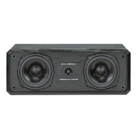 "BIC VENTURI DV52CLR-B 5.25"" Center Channel Speaker - 8 Ohms, 10-125 Watts Per Channel, 80Hz - 20kHz (+/- 3dB) Frequency Response"