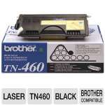 Brother TN-460 Black Toner (6,000 Yield)