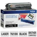 Brother TN-210BK Black Toner - up to 2,220 pages