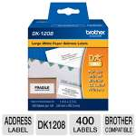 Brother QL500 Large Address Label (400 Labels)
