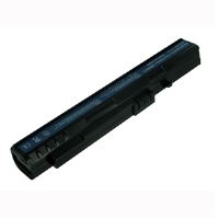 "Battery-Biz B-5876 Netbook Battery - For Acer Aspire One 8.9"", 3-Cell, Black"
