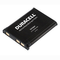 Duracell Battery for Olympus Li-40B Nikon EN-EL10