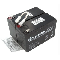 Battery Biz Inc B-6810 Battery - for APC SMartUPS 450 450NET 60