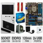 ASUS P8Z77-V LX 16GB Quad Core Bundle