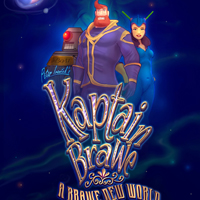 KAPTAIN BRAWE - A BRAWE NEW WORLD