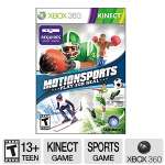 Ubisoft Motion Sports Video Game - Xbox 360, Kinect Senor Required, ESRB: T