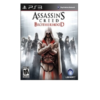 Ubisoft Assassin's Creed: Brotherhood Action Video Game - PlayStation 3/PS3, ESRB: M