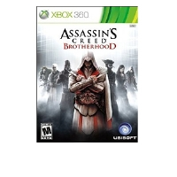 Ubisoft Assassin's Creed: Brotherhood Action Video Game - Xbox 360, ESRB: M