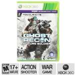 Tom Clancy's Ghost Recon Future Soldier Video Game - XBOX 360