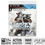 Tom Clancy's Ghost Recon Future Soldier Video Game - PlayStation 3, ESRB: M