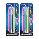 BAZIC Claris Pearl 0.7 mm  Mechanical Pencil (4/Pack) (Case of 12)