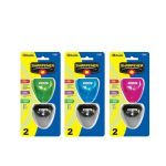 BAZIC Dual Blades Sharpener w/ Triangle Receptacle (2/Pack) (Case of 12)