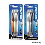 3-PACK 0.7MM MECHANICAL PENCIL