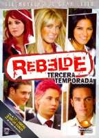 REBELDE:SEASON 3 - DVD Movie