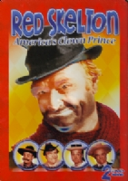 RED SKELTON:AMERICA'S CLOWN PRINCE - DVD Movie