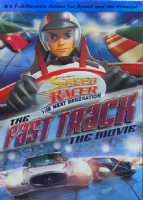 SPEED RACER - THE NEXT GENERATION:FAS - DVD Movie
