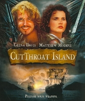 CUTTHROAT ISLAND - Blu-Ray Movie