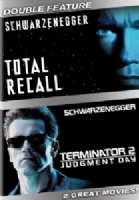 TERMINATOR 2:JUDGMENT DAY/TOTAL RECAL - DVD Movie