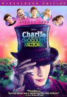 CHARLIE AND THE CHOCOLATE FACTORY - DVD Movie
