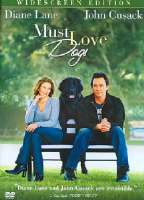 MUST LOVE DOGS - DVD Movie