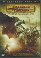 DUNGEONS & DRAGONS:WRATH OF THE DRAGO - DVD Movie