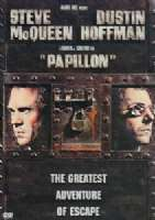 PAPILLON - DVD Movie
