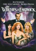 WITCHES OF EASTWICK - DVD Movie