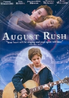 AUGUST RUSH - DVD Movie