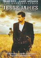 ASSASSINATION OF JESSE JAMES - DVD Movie