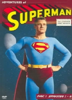 ADVENTURES OF SUPERMAN:SEASON 1 - DVD Movie