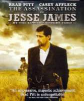 ASSASSINATION OF JESSE JAMES - Blu-Ray Movie