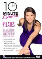 10 MINUTE SOLUTION PILATES - DVD Movie